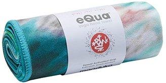 Manduka eQuatm Hand Towel (Eclipse Dye Caribbean) Athletic Sports Equipment