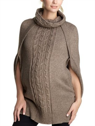 Gap Cable knit poncho