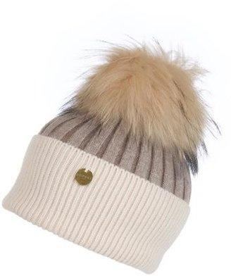 Popski London Angora Hat