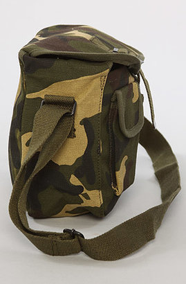 Rothco The Camo Canvas Ammo Shoulder Bag