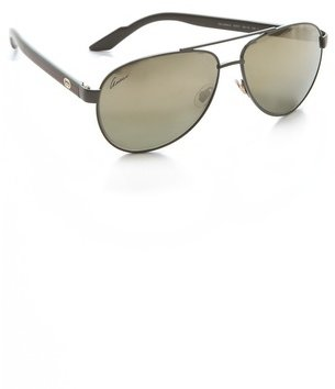 Gucci Aviator Sunglasses