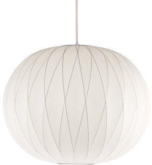 Design Within Reach Nelson Crisscross Ball Pendant Lamp