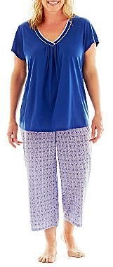 JCPenney Earth Angels® Pajama Set - Plus