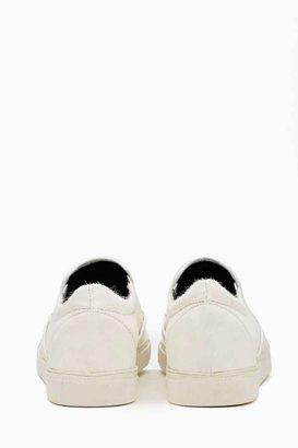 Nasty Gal Messeca Malla Slip On Sneaker