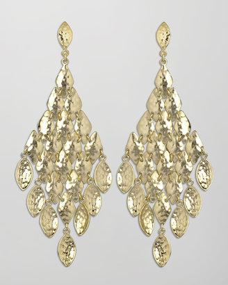 Kendra Scott Nera Earrings, Gold
