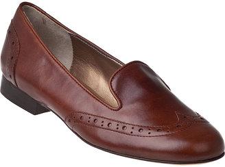 VANELi FOR JILDOR Aigle Loafer Black Leather