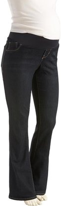 Old Navy Maternity Low-Panel Slim Boot-Cut Jeans