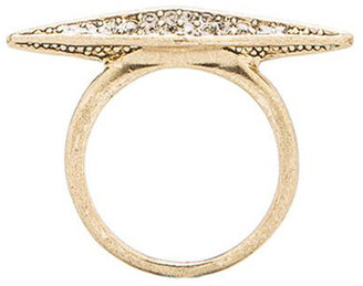 House Of Harlow Sparkling Marquis Ring