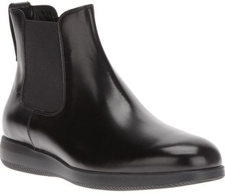 Hogan ankle boot
