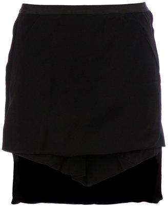 Rick Owens skirted shorts