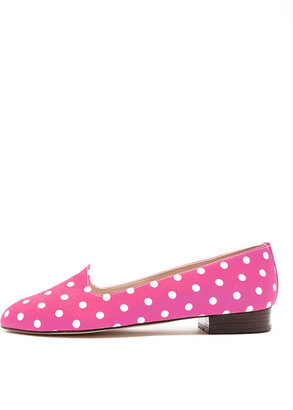 American Apparel Polka Dot Loafer