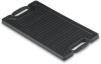 Emerilware Cast Iron Double Burner Reversible Grill/Griddle