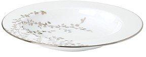 Kate Spade Gardner Street Platinum Rim Soup