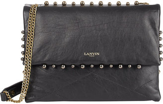 Lanvin Women's Quilted Sugar Shoulder Bag $2,490 thestylecure.com