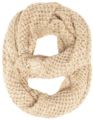 Dorothy Perkins Camel two tone knitted snood
