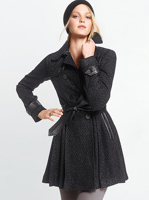 Victoria's Secret Lurex® Trench Coat