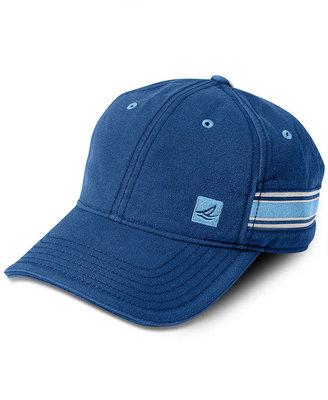 Sperry Hat, Sun/Salt Wash Cotton Striped Cap