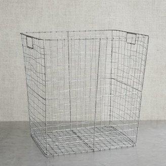 west elm Wire Mesh Storage - Rectangular Hamper