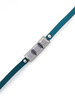 BCBGeneration Silver-Tone Mini Stud Bracelet