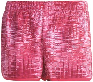 New Balance Momentum Print Shorts (For Women)