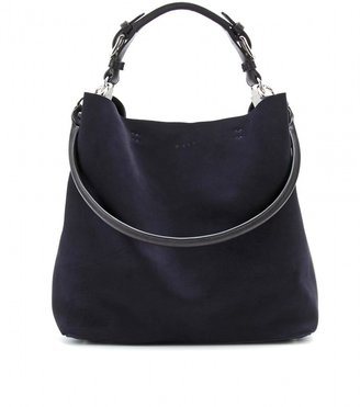 Marni Edition Suede shoulder bag