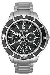 Nautica Unisex N19591G NCS 450 Tobago Classic Analog with Enamel Bezel Watch $97.50 thestylecure.com