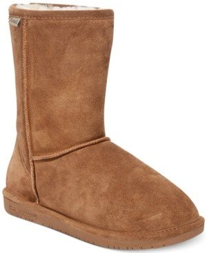 BearPaw Emma Short Winter Boots Women's Shoes