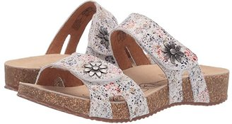 Josef Seibel Tonga 04 (White/Multi) Women's Sandals