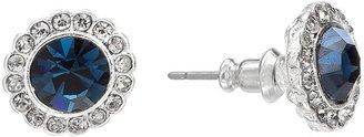 LC Lauren Conrad Halo Button Stud Earrings