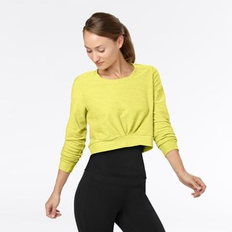 Lucy Fit Squad Crop Pullover
