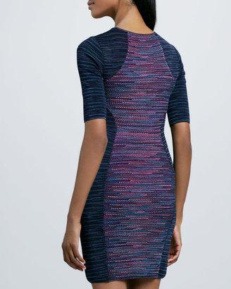 M Missoni Patchwork Space Dye Dress