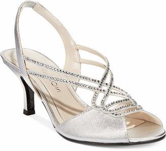 Caparros Philomena Evening Sandals $85 thestylecure.com