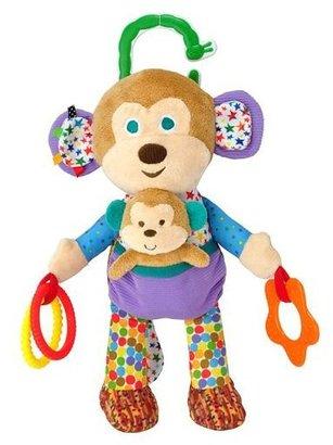 Eric Carle The World of Developmental Monkey