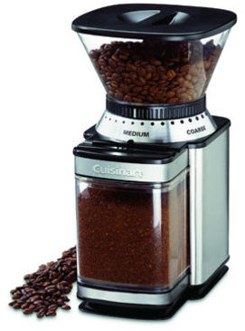 Cuisinart 8-oz. Supreme Grind Automatic Burr Coffee Grinder