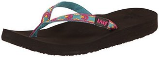 Reef Women's Ginger Flip-Flop $13.95 thestylecure.com