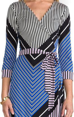Diane von Furstenberg RUNWAY New Juilan Two Dress