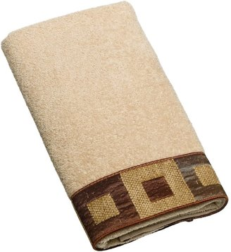 Avanti Precision Bath Towel, Mocha