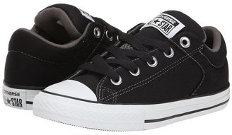 Converse Kids - Chuck Taylor All Star High Street Slip Boys Shoes $40 thestylecure.com