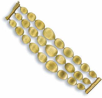 Marco Bicego Lunaria 18k Triple-Row Bracelet