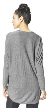 labworks Women's Long-Sleeve Cardigan Sweater - Granite Gray