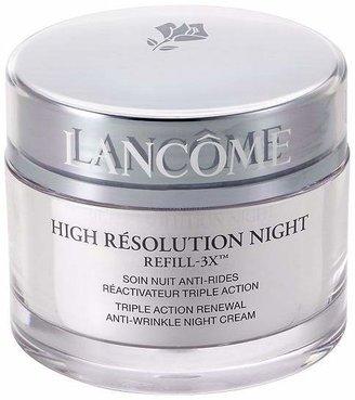 Lancôme High Résolution Refill-3XTM Anti-Wrinkle Night Cream