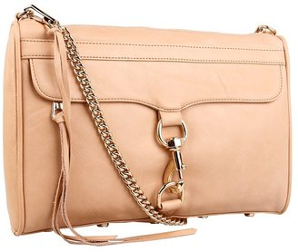 Rebecca Minkoff M.A.C. Daddy Clutch (Sand) - Bags and Luggage