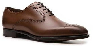 Ralph Lauren Aksel Burnished Leather Oxford