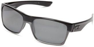 Oakley Twoface OO9189 Polarized Iridium Rectangular Sunglasses