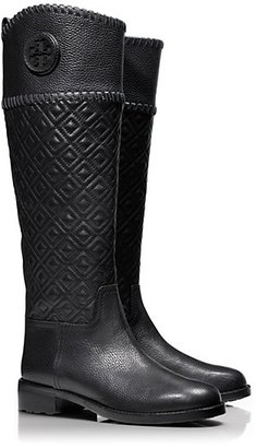 Tory Burch Marion Riding Boots