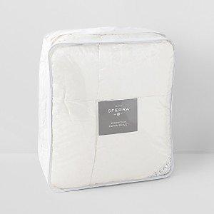 Sferra Snowdon Medium Down Comforter, Queen
