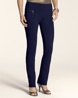 Chico's So Slimming By Slim Stretch Pull-On Pant
