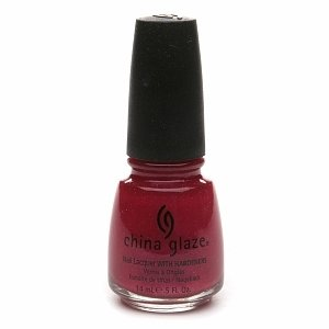 China Glaze Nail Laquer with Hardeners, Heaven #079