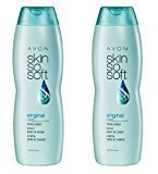 LOT OF 2 AVON SKIN SO SOFT SSS ORIGINAL + JOJOBA Body Lotion 11.8 fl oz.ea $12.46 thestylecure.com