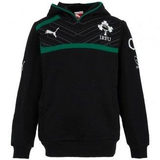 Irish Rugby Football Union Black Rugby Hoody